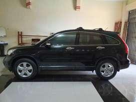 Honda CRV 2.0 3rd Gen (RE) 2007 M/T Hitam