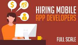Android  app  developer  with 1 year experience.