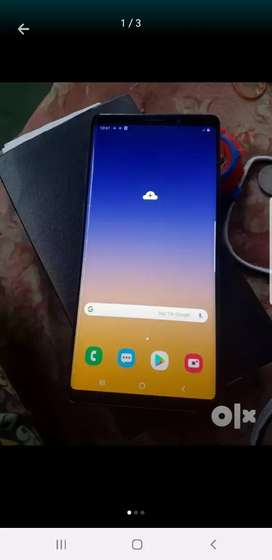 Samsung Galaxy Note 9 Just Rs 45000 super mint condition