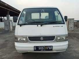 Suzuki Carry Futura Pick Up 1.5 M/T putih 2011