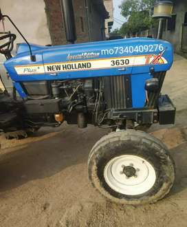 New Holland New Holland