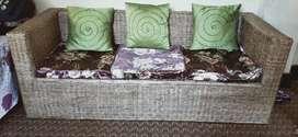 Cane sofa latest