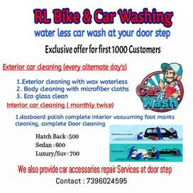 RL Bike and Car Washing
