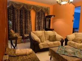 Two bedroom fully furnished lavish accommodation
