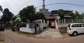 Dijual rumah kolonial bogor timur cocok kos kosan