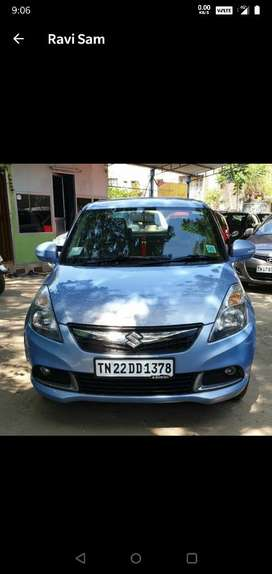 Maruti Suzuki Swift Dzire ZXI Plus , 2015, Petrol