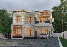 Silver Spring villas_ Perumbavoor PATTAL Project,2100 sqft, 5.5 cent