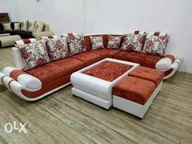 sofa with 05 year warranty