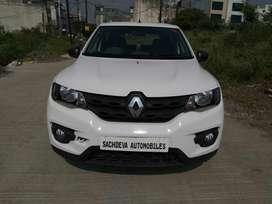 Renault Kwid 1.0 RXT AMT (O), 2018, Petrol