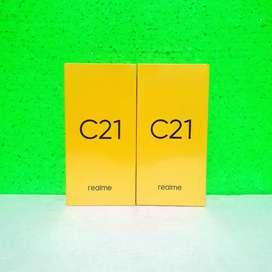 1504 Top Brand New Realme C21 3/32gb