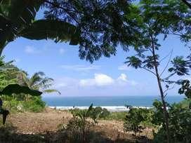 Tanah pekarangan View pantai Parangtritis Yogyakarta