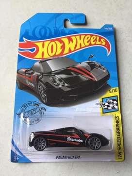 Hotwheels / Hot wheels Pagani Huayra HW Speed Graphics