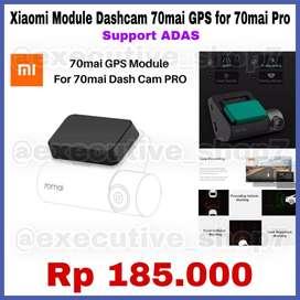 Xiaomi Module Dashcam 70mai GPS for 70mai Pro - Support ADAS