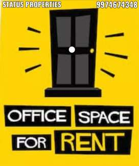 350 ft office for rent at West gate