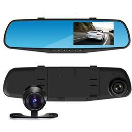 Online Cash On Delivery HOT 4.3inch Dual lens dash cam 1080p Full HD C