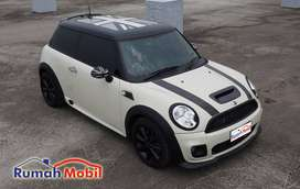 Mini Cooper S 1.6 AT 2011 KM ANTIK Mulus Mantul