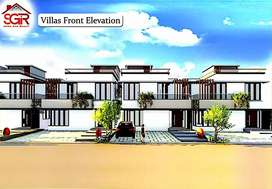 3bhk individual duplex luxury villas