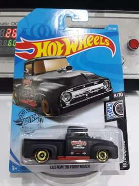 Hotwheels hot wheels Custom 56 ford truck 2019