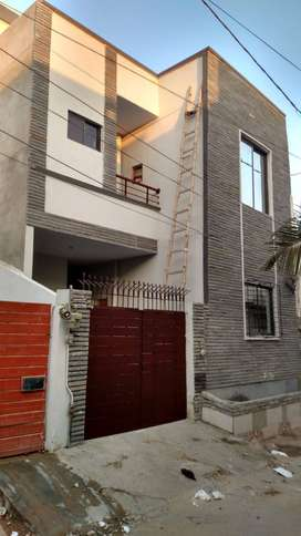 Independent Double Story Banglow 120 Sq yds 4 BED DD Gulistan-e-Jauha