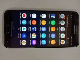 Samsung Galaxy j7 prime fingerprint good condition phone