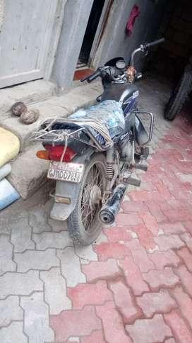 My old bike