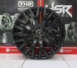 Velg Mobil Accord New BRITAIN H145 HSR Ring 20