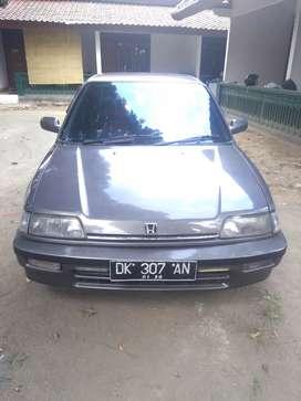 Honda Civic LX 89 kondisi OK