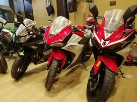 250cc Ow Motorsports brings heavy bike brand new  heavy bikes replica