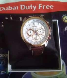 SEIKO Imported wrist watch from Dubai - brand  new