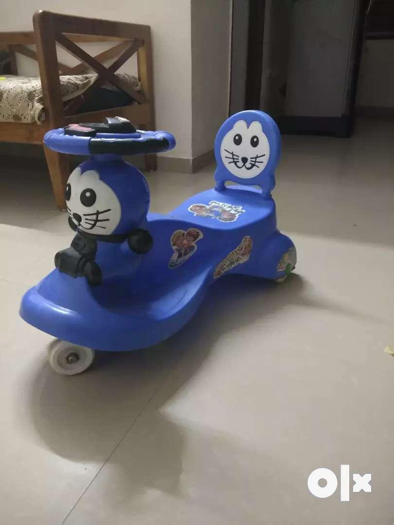 Kid blue colour Panda 0