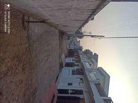 Corner plot in gated township in gomtinagar