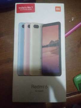 Redmi 6 (64gb+3gb)