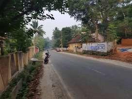 31.25 cents commercial land at Thirupuram Poovar Vizhinjam Trivandrum