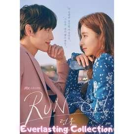 DVD Drama Korea Run On Korean Movie Spinter Kaset Film Romance Transla