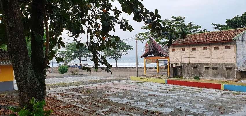 Tanah strategis di kawasan wisata karang hawu cisolok, Sukabumi