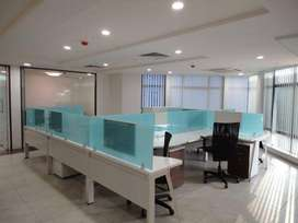 40 seater newly furnished commercial office space at Aundh