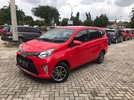 Toyota Calya G MT 2019 Merah