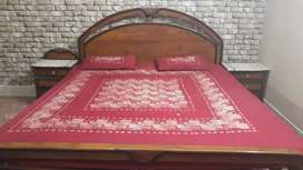 one bed and dressing table in quetta