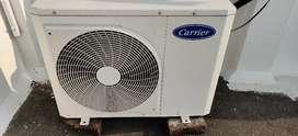 Want to sale new brand AC urgently no bragen plz