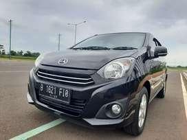 All New Daihatsu Ayla 1.0X AT 2018 km5rb