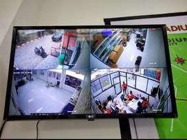 Paket kamera Cctv Online siap pasang terlengkap