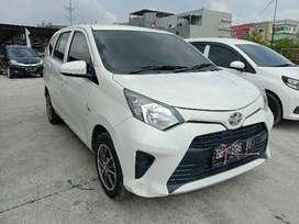 Toyota Calya 1.2 E MT 2018 (harga lelang)