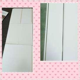 PLAFON PVC ANTI AIR. RAYAP
