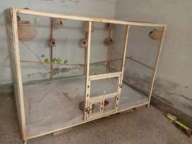Wooden colony cage for sale