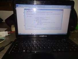 Jual/bt/tt laptop advan