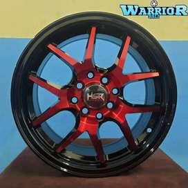 Free Ongkir Velg Mobil Ring 15 HSR HYURA Buat Brio Avanza Avega