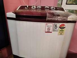 LG washing machine - Semi automatic