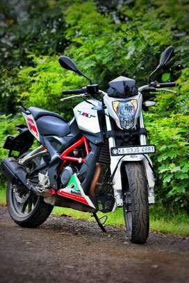 Benelli tnt25 .2016 model bike