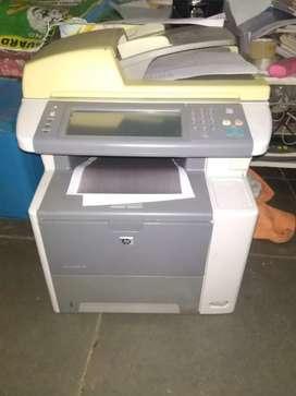 Hp laserjet m3027 mfp printer