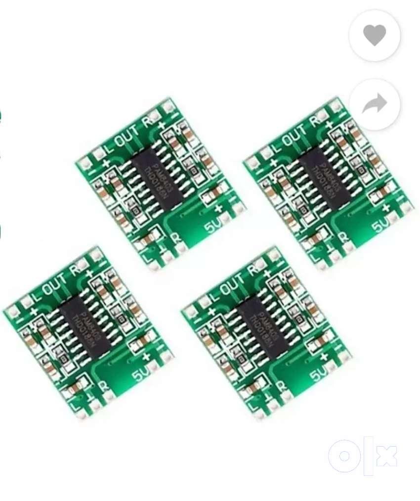 Amplifier board battery charger 3 5 watt